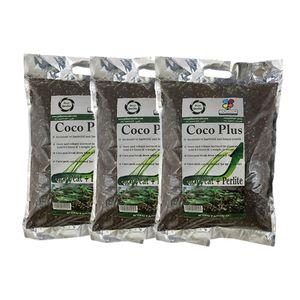 کوکو پلاس 4 کیلوگرمی گلباران سبز بسته سه عددی