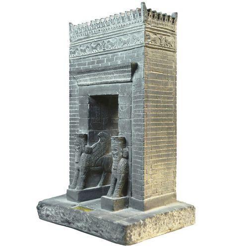 مجسمه دروازه ملل کارگاه تندیس و پیکره شهریار کد MO1510 سایز بزرگ