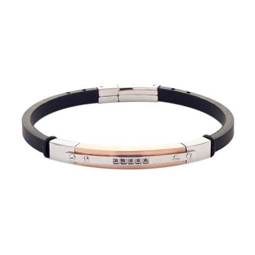 دستبند مردانه بوکادامو مدلABR080RS