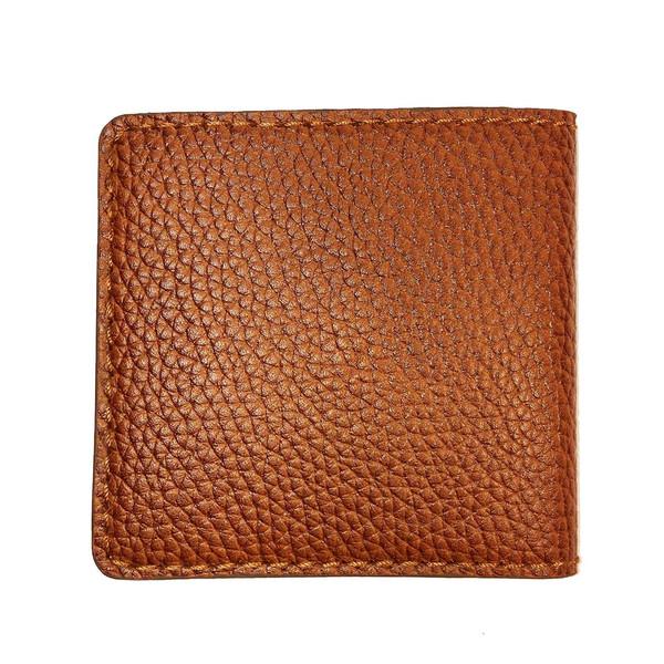 کیف پول مردانه  چرم طبیعی گلیما مدل 244