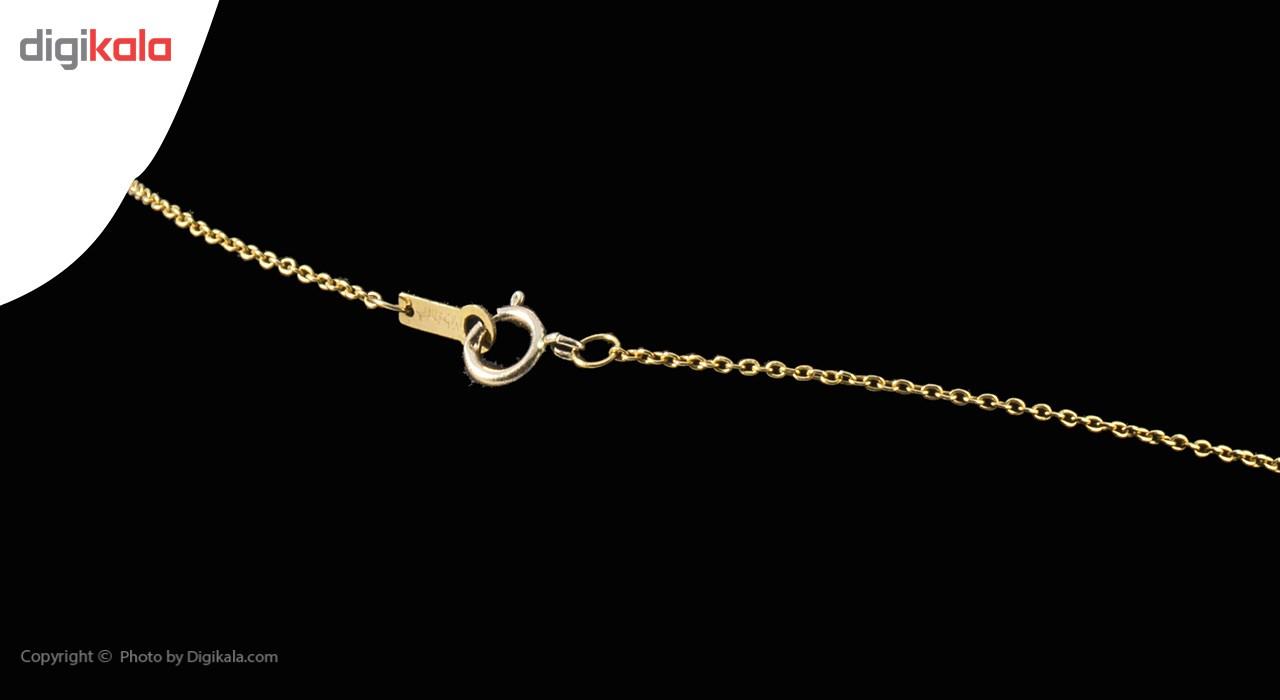 گردنبند طلا 18 عیار ماهک مدل MM0564 - مایا ماهک