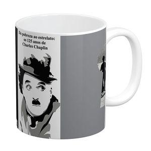 ماگ لومانا مدل Charlie Chaplin کد L1326
