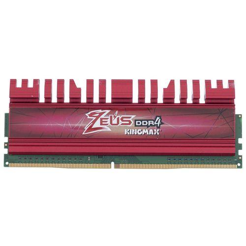 رم دسکتاپ DDR4 تک کاناله 2800 مگاهرتز CL17 کینگ مکس مدل Zeus ظرفیت 8 گیگابایت