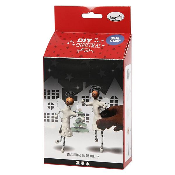 ساختنی عروسک های فرشته کریتیو مدل 97035