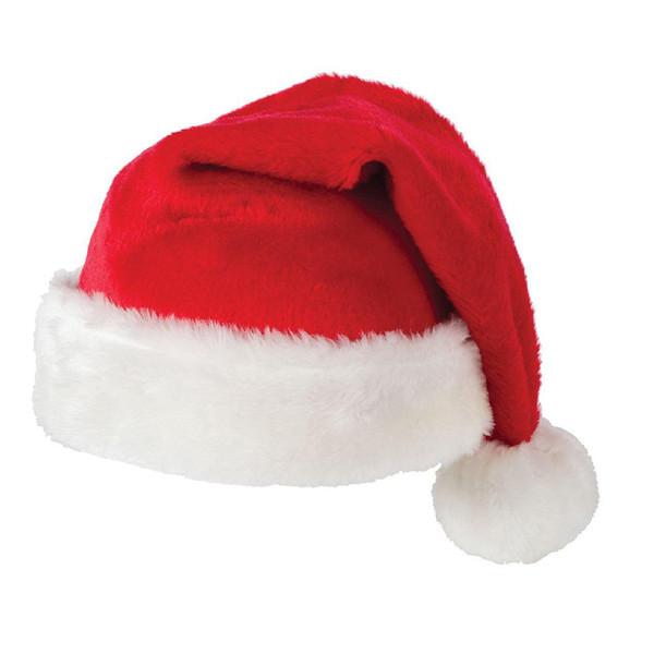کلاه کریسمس پشمی مدل بابانوئل