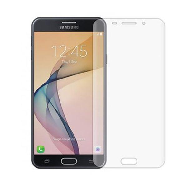 محافظ صفحه نمایش تی پی یو نانو مدل TPU Full Cover مناسب برای گوشی موبایل سامسونگ Galaxy J5 Prime