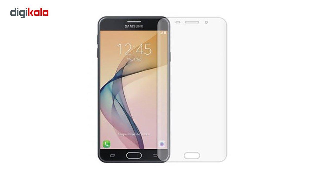 محافظ صفحه نمایش تی پی یو نانو مدل TPU Full Cover مناسب برای گوشی موبایل سامسونگ Galaxy J5 Prime main 1 1