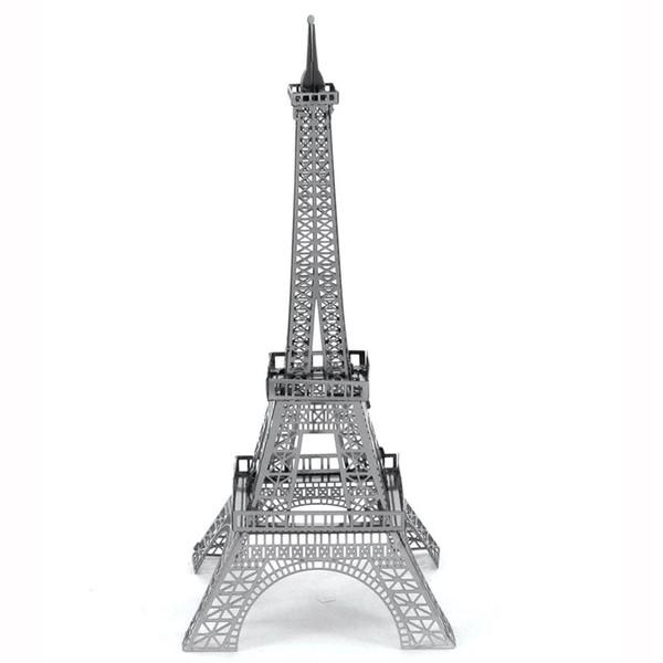 پازل سه بعدی فلزی مدل برج ایفل