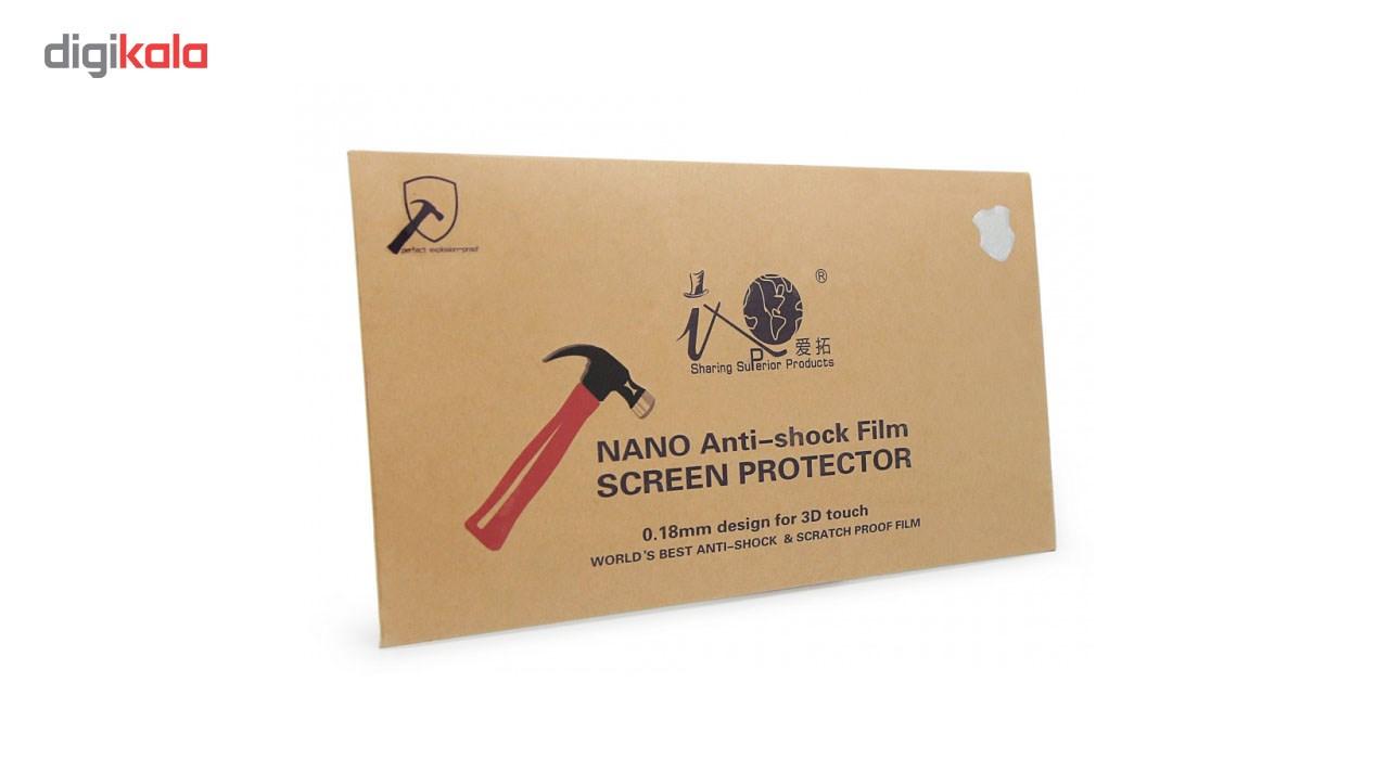 محافظ صفحه نمایش تی پی یو نانو مدل TPU Full Cover مناسب برای گوشی موبایل سامسونگ Galaxy J5 Prime main 1 2