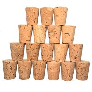 درب بطری چوب پنبه مدل 15-20 - بسته 10 عددی