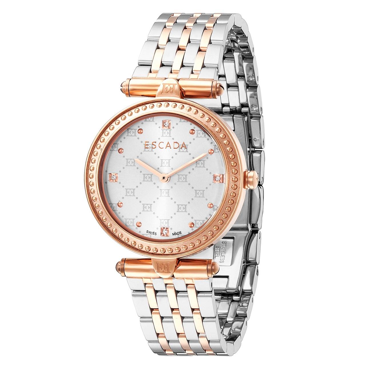 ساعت مچی عقربه ای زنانه اسکادا مدل EW3235055