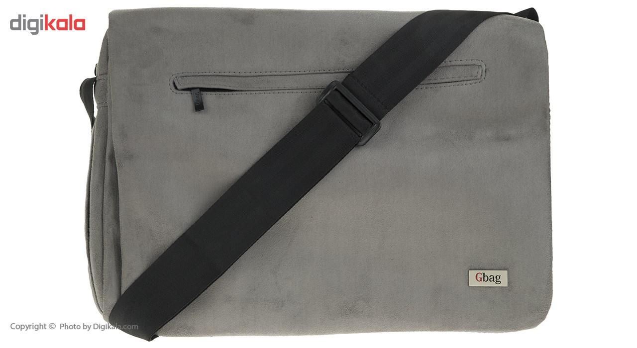 کیف لپ تاپ جی بگ مدل Teenager مناسب برای لپ تاپ 15 اینچی
