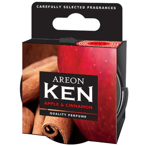 خوشبو کننده خودرو  آرئون مدل Ken با رایحه Apple And Cinnamon