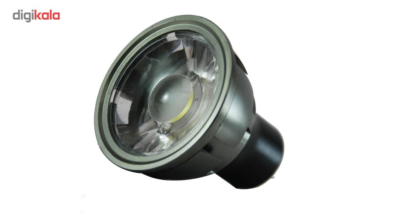 لامپ ال ای دی 7 وات تکنوتل مدل 5507 پایه GU5.3 main 1 1