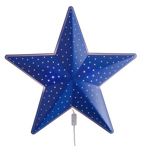 چراغ خواب دیواری ایکیا مدل Smila Star