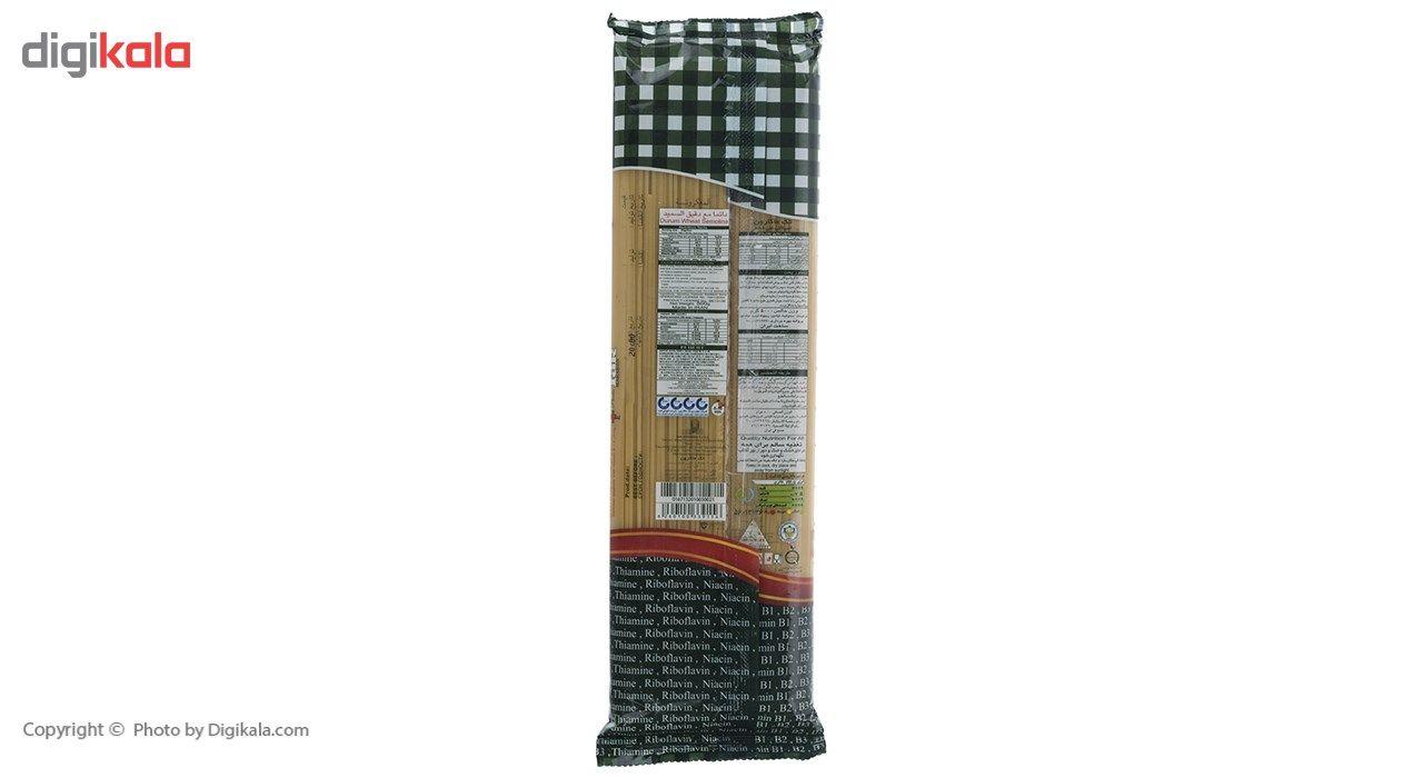 اسپاگتی قطر 1.5 حاوی ویتامین تک ماکارون مقدار 500 گرمی main 1 3