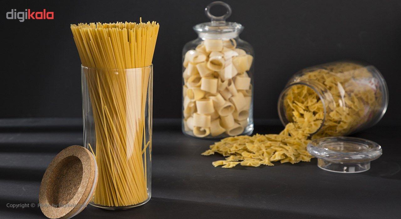اسپاگتی قطر 1.5 حاوی ویتامین تک ماکارون مقدار 500 گرمی main 1 1