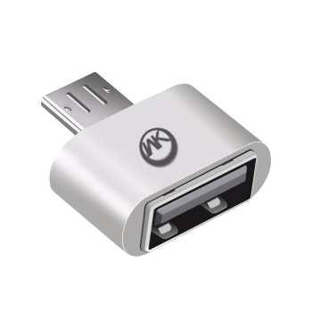 تبدیل micro USB  به USB 2.0 دبلیو کی مدل WT-OTG