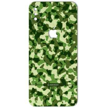 برچسب پوششی ماهوت مدل Army-Pattern Design مناسب برای گوشی  iPhone X