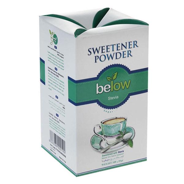 پودر شیرین کننده کم کالری بیلو - 100 گرم