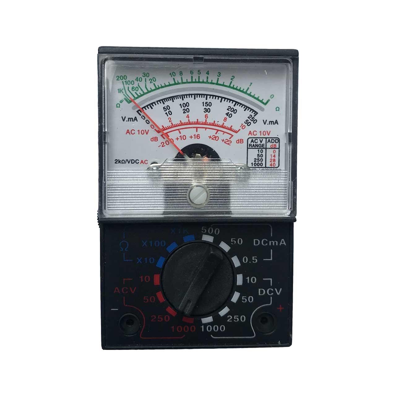 مولتی متر آنالوگ مدل YX-1000A