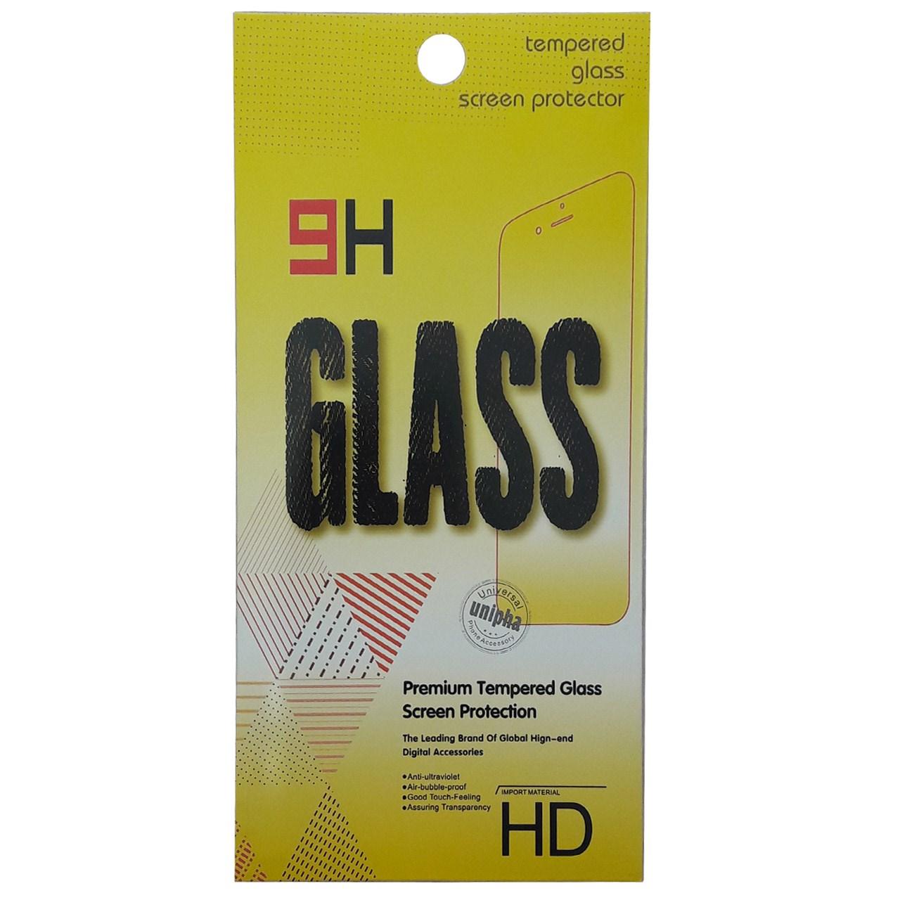 محافظ صفحه نمایش شیشه ای 9H مناسب برای گوشی موبایل سامسونگ A7 2017/A720