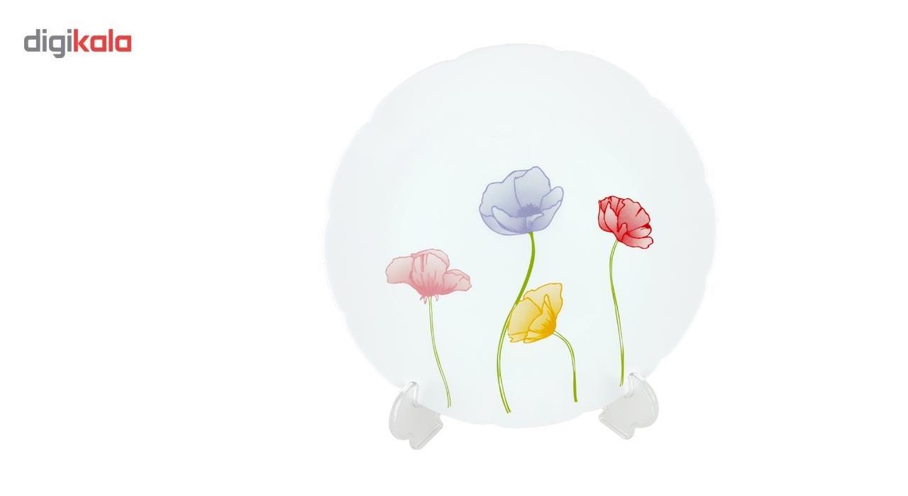 سرویس غذا خوری 26 پارچه دسینی مدل نیو سیلویا