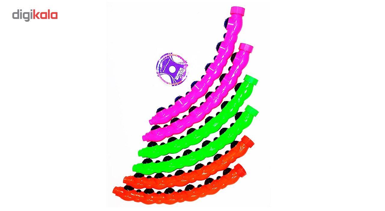 لوازم تناسب اندام ویلدسون مدل Super Double Gelly Hoop main 1 3