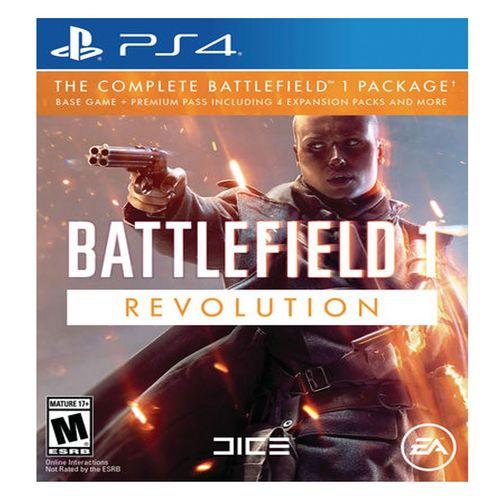 بازی Battlefield Revolution مخصوص PS4