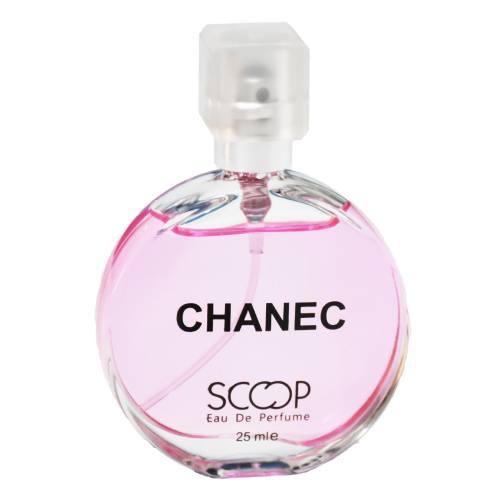 عطر جیبی مردانه اسکوپ مدل Chanec حجم 25 میلی لیتر