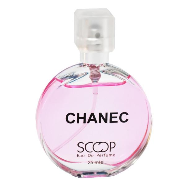 عطر جیبی زنانه اسکوپ مدل Chanec حجم 25 میلی لیتر