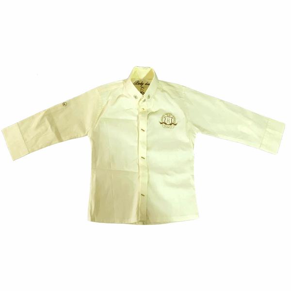 پیراهن کودک مدل نقلی کد 01 لیمویی