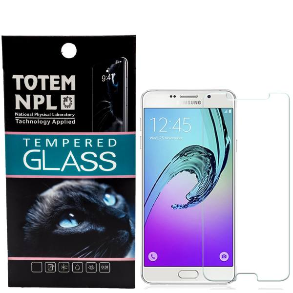 محافظ صفحه نمایش شیشه ای 2.5D توتم مدل Clear مناسب برای گوشی سامسونگ G530_Grand Prime