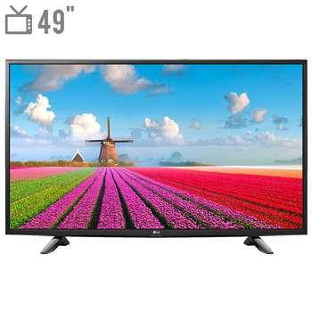 تلویزیون ال ای دی ال جی مدل 49LJ52700GI سایز 49 اینچ   LG 49LJ52700GI LED TV 49 Inch