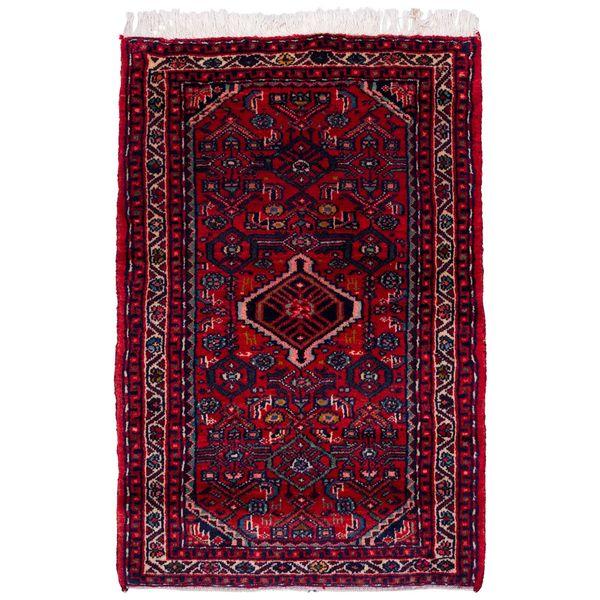 پادری فرش دستبافت قدیمی سی پرشیا کد 102211