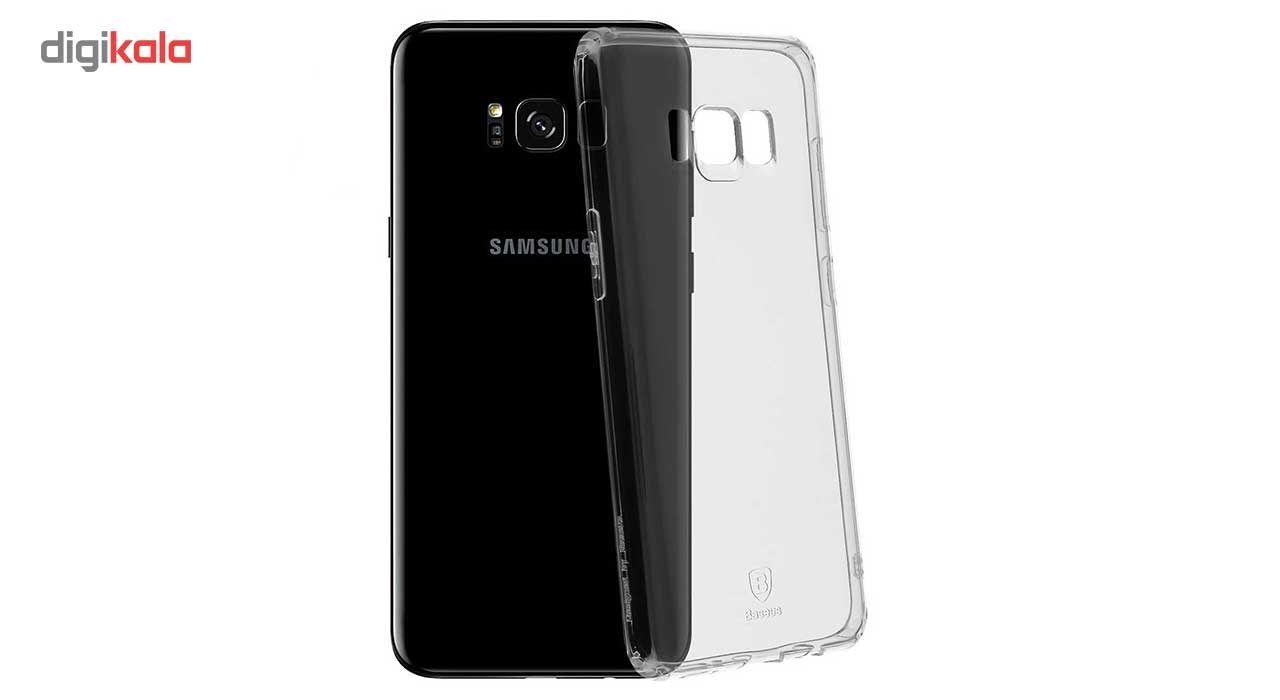 کاور مدل Stylish Choice Case مناسب برای گوشی موبایل سامسونگ گلکسی S8 Plus main 1 1