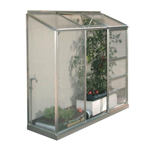 گلخانه یکطرفه خانه سبز مدل هیوا S13