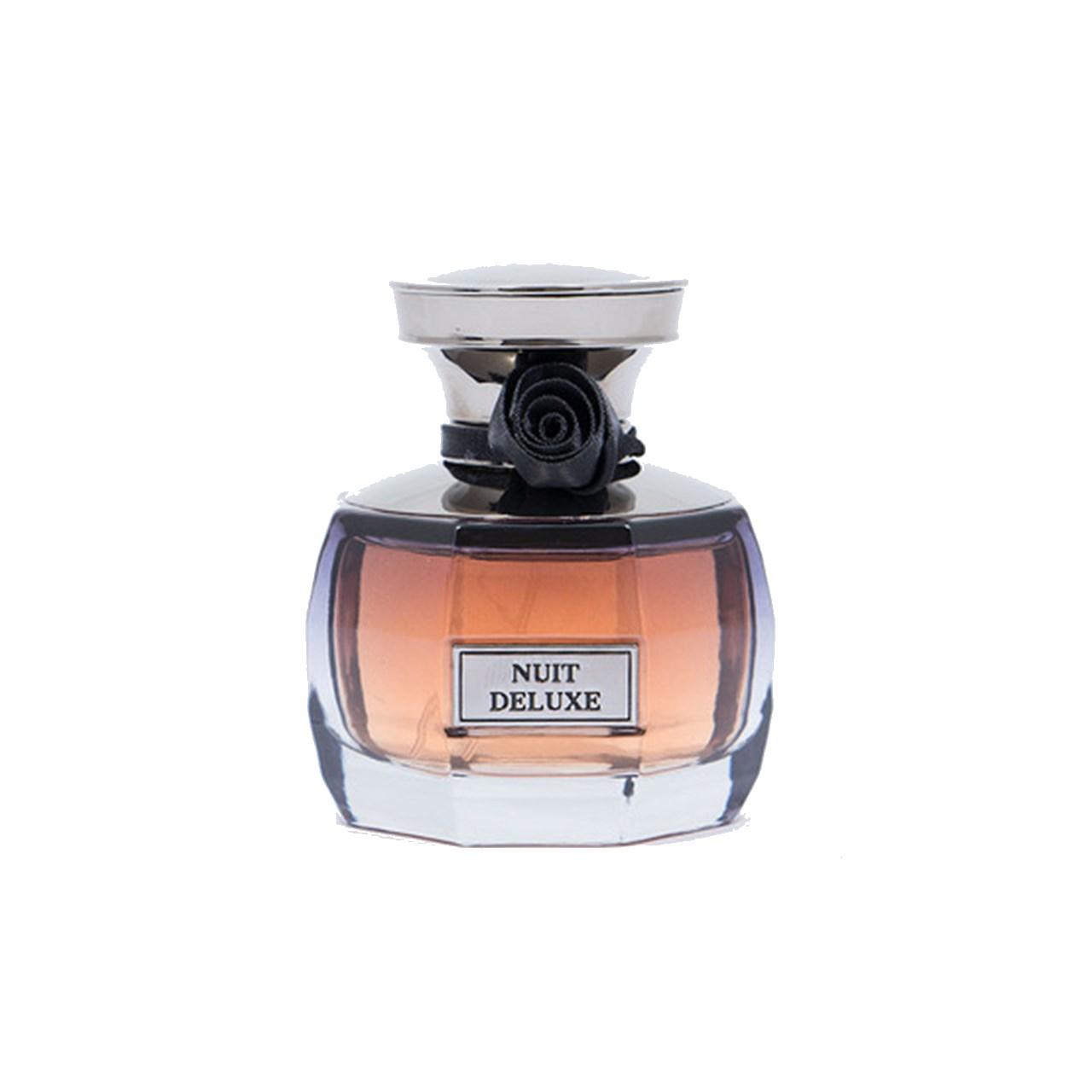 قیمت ادو پرفیوم زنانه مای پرفیومز مدل Nuit Deluxe حجم 100 میلی لیتر
