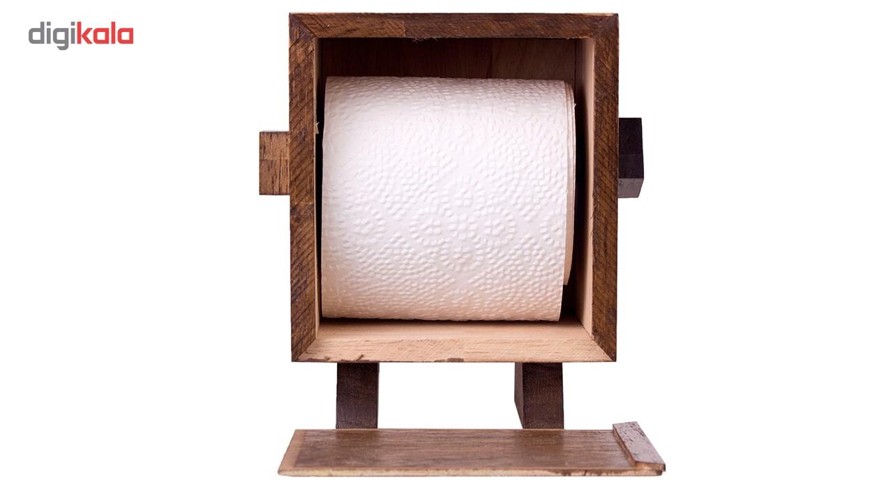 جعبه دستمال کاغذی لومن مدل 330