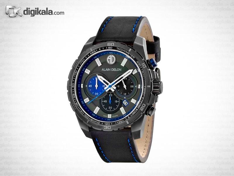 خرید ساعت مچی عقربه ای مردانه آلن دلون AD357-1749C