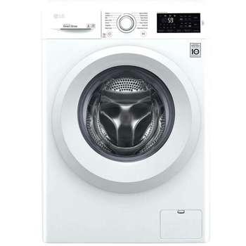ماشین لباسشویی ال جی مدل WM-721N ظرفیت 7 کیلوگرم