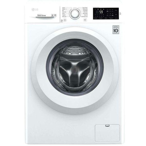 ماشین لباسشویی ال جی مدل WM-M72 ظرفیت 7 کیلوگرم | LG WM-M72 Washing Machine 7Kg