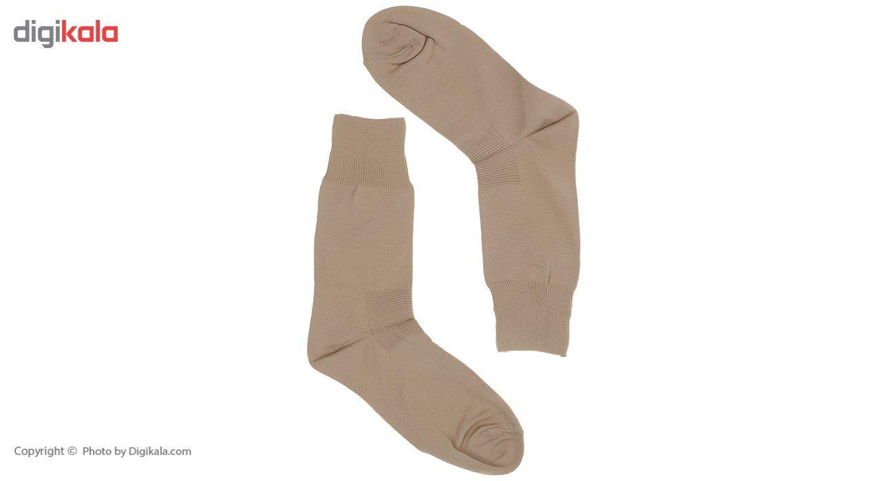 جوراب مردانه نانو تن پوش کد 72 -  - 3