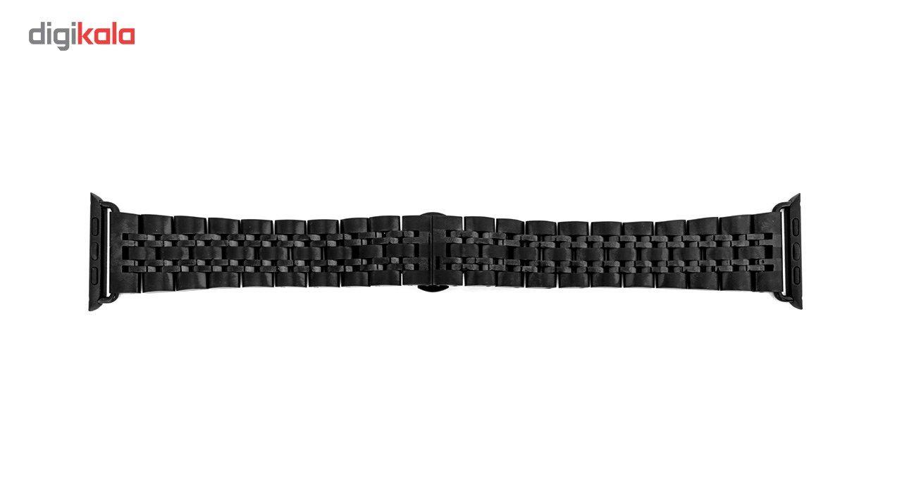 بند فلزی مدل Strap-1 مناسب برای اپل واچ 42 میلی متری main 1 2