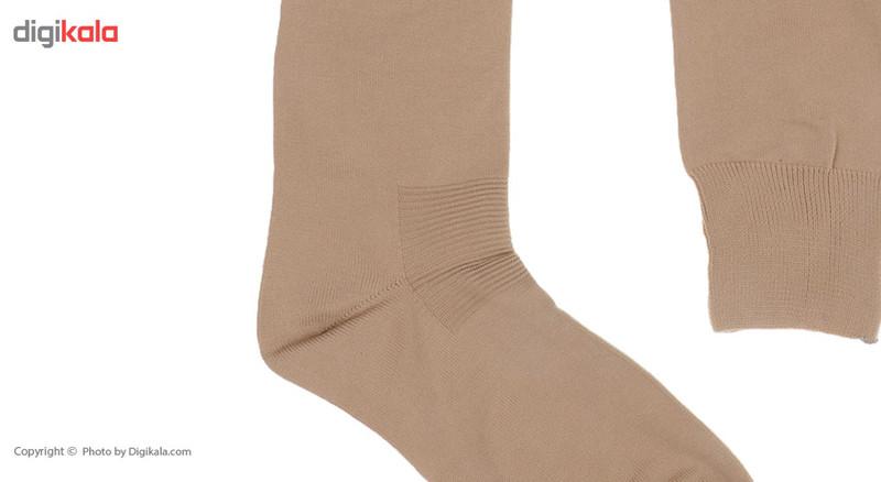 جوراب مردانه نانو تن پوش کد 72
