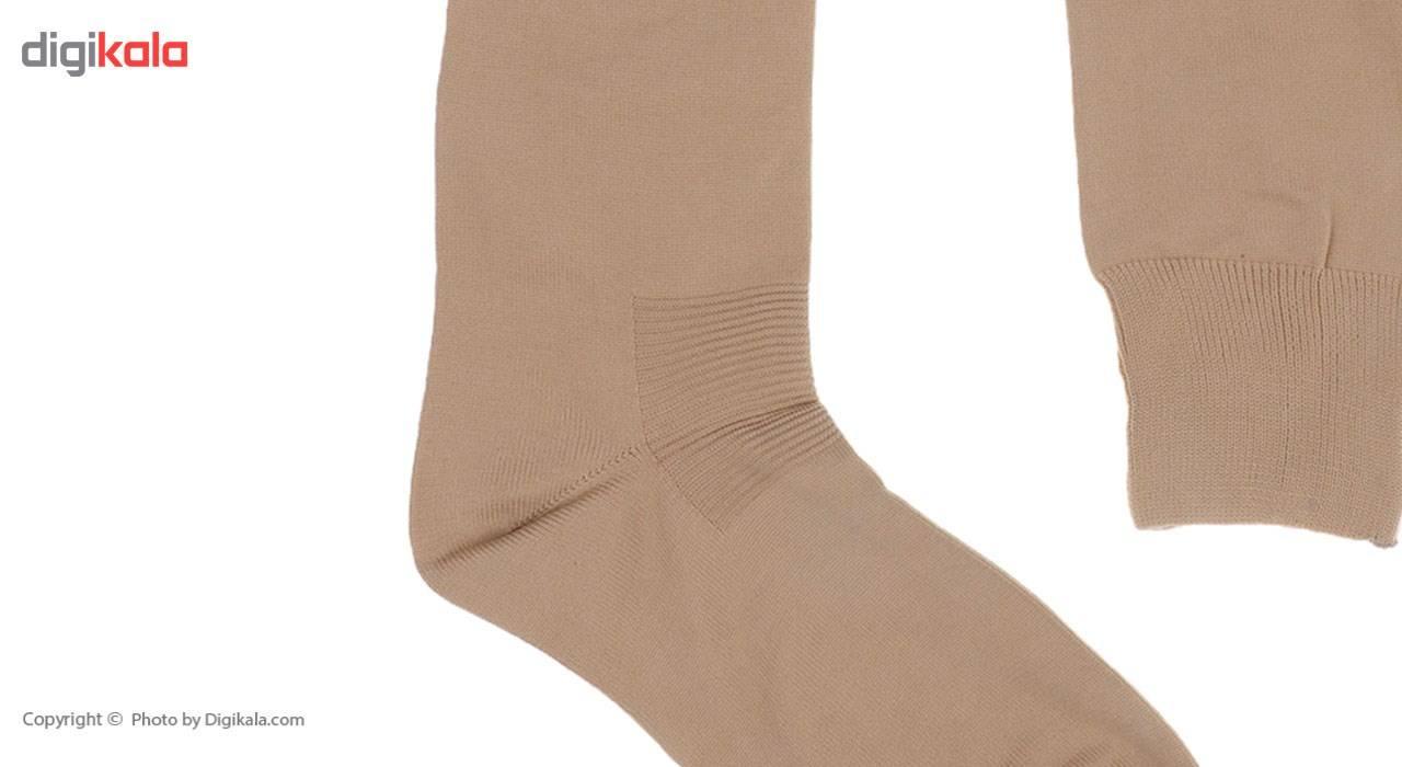 جوراب مردانه نانو تن پوش کد 72 -  - 2