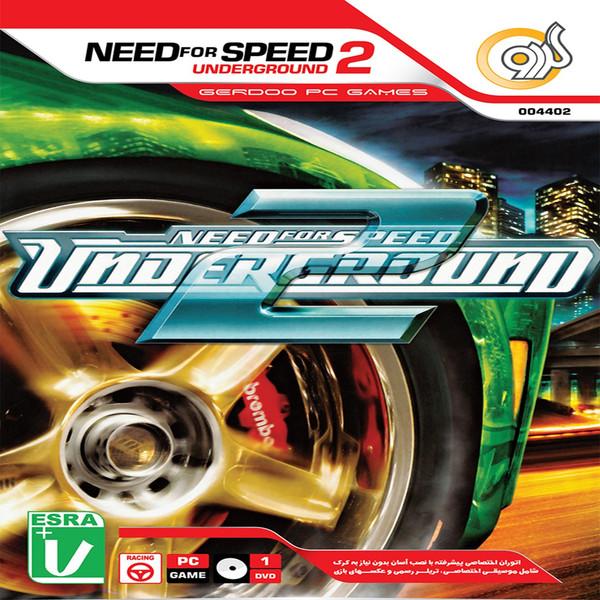 بازی Need For Speed Underground 2 مخصوص PC