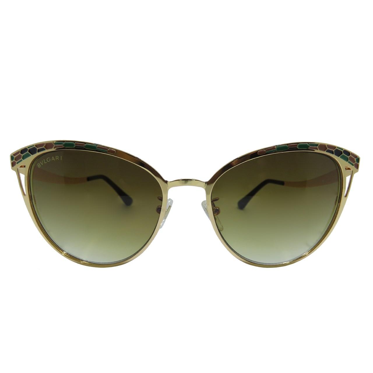 عینک آفتابی بولگاری مدل BV6083 2016/6G 2N-Original 19 -  - 1