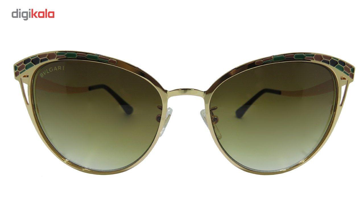 عینک آفتابی بولگاری مدل BV6083 2016/6G 2N-Original 19 -  - 2
