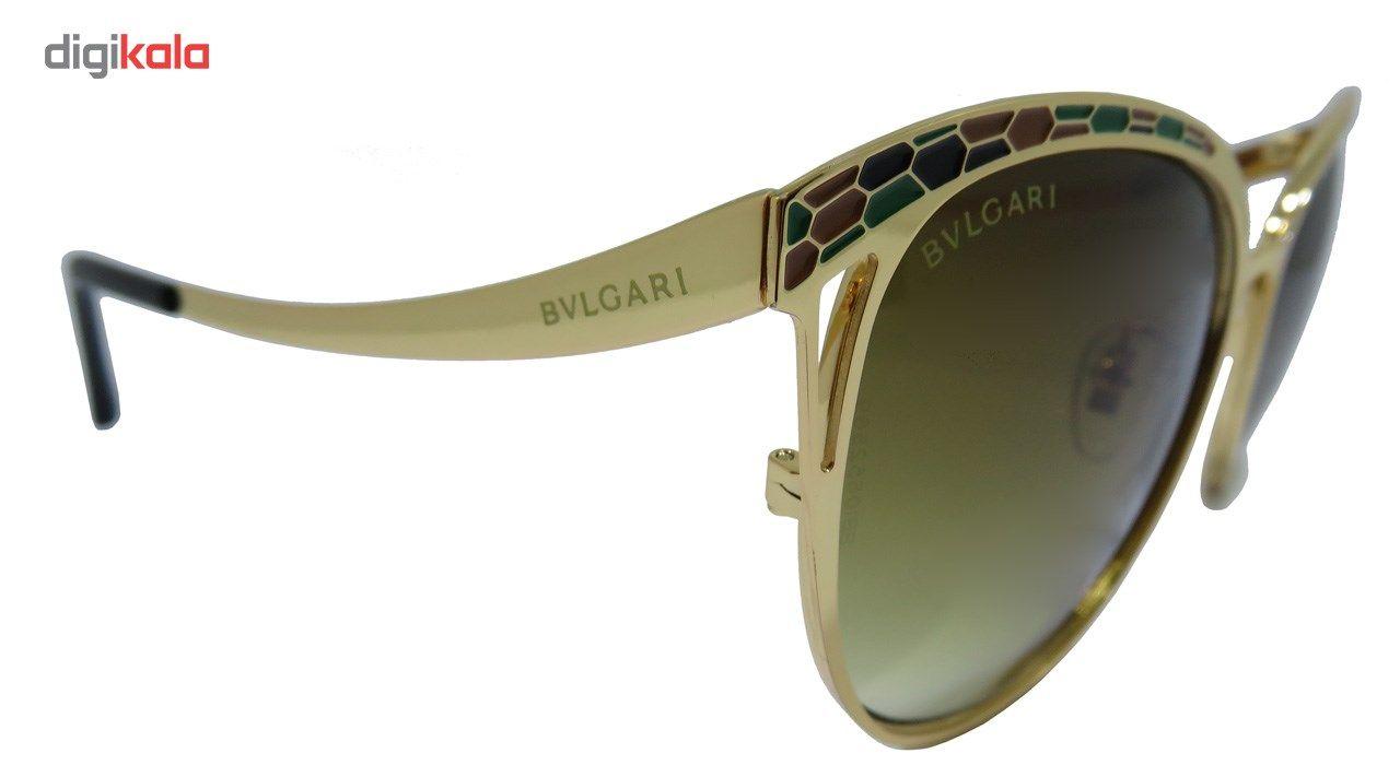 عینک آفتابی بولگاری مدل BV6083 2016/6G 2N-Original 19 -  - 3